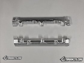 Turbokits.com Billet Fuel Rails Hyundai Genesis Coupe 2010-2012 3.8L