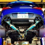 Injen 3.8L SES Exhaust System Genesis Coupe 2010 - 2016