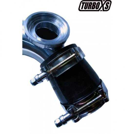 GEN-BOV TurboXS Blow Off Valve BOV and Adapter Kit for Hyundai Genesis 2.0T