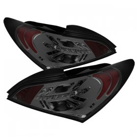 Spyder Auto Smoke LED Tail Lights Genesis Coupe 2010 - 2016