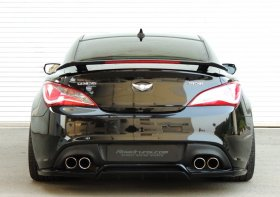 ROADRUNS BK2 FIBERGLASS FULL LIP KIT Genesis Coupe 2013 - 2016