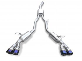 CNT Racing V3 Catback Blue Tips Genesis Coupe 2.0T 2010 - 2014