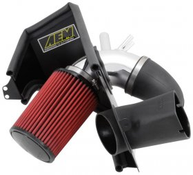 AEM Polished Cold Air Intake 2.0T Genesis Coupe 2013 - 2014