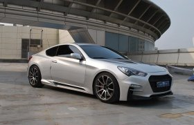 M&S Carart Hyper-G Bodykit Type A Genesis Coupe 2013 - 2016