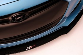 APR PERFORMANCE CARBON FIBER SPLITTER Genesis Coupe 2013 - 2016