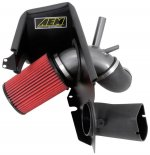 AEM Charcoal Gray Cold Air Intake 2.0T Genesis Coupe 2013 - 2014