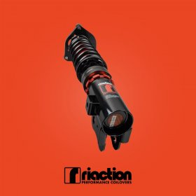 Riaction Coilovers with True Rear Coilover Genesis Coupe 2010 - 2016