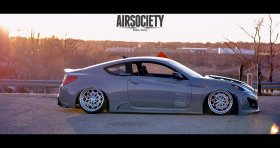 AirREX Full kit Genesis Coupe 2010 - 2012