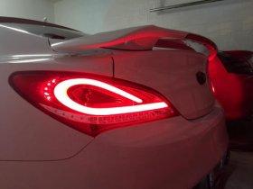 hyundai genesis coupe tail lights. Black Bedroom Furniture Sets. Home Design Ideas