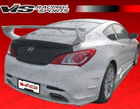 Vis Racing FX Rear Spoiler Genesis Coupe 2010 - 2016