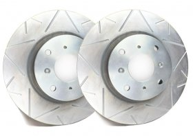 SP Performance FRONT PEAK SERIES Rotors Genesis Coupe with NON-Brembo MODEL - PAIR