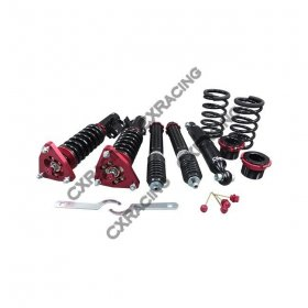 CX Racing Damper Coilover Suspension Kit with Pillow Ball Mounts GENESIS Coupe 2010