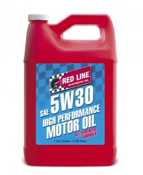 Redline Synthetic 5W30 MOTOR OIL