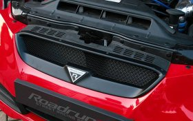 Road Runs Front Grill Genesis Coupe 2010 - 2012