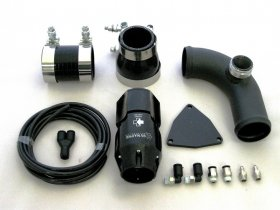 Synapse Black Synchronic BOV Kit Genesis Coupe 2.0T 2010 - 2012