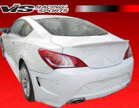 Vis Racing AMS GT Rear Bumper 2010 -2016 Genesis Coupe