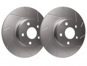 SP Performance FRONT SLOTTED Rotors Genesis Coupe with NON-Brembo MODEL - PAIR
