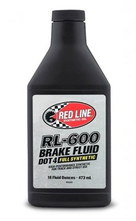 Redline High Performance DOT 4 Brake Fluid