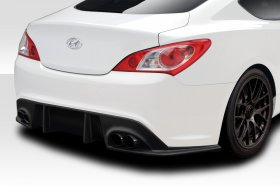 Extreme Dimensions Duraflex Speedster Rear Diffuser Genesis Coupe 2010 - 2016