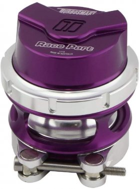 Turbosmart Gen V Raceport Purple Universal Blow off Valve (Tial Flange)