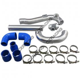CX Racing Intercooler Piping Kit + BOV Genesis Coupe 2.0T Turbo 2010 - 2012