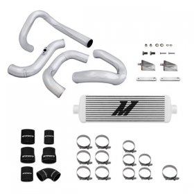 Mishimoto Race Edition Intercooler and Piping SILVER Kit 2.0T Genesis Coupe 2010 - 2012
