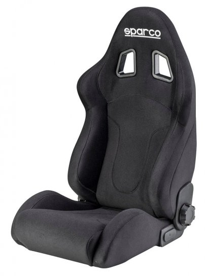 Sparco R600 Reclinable Seat