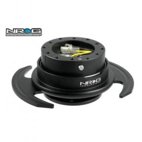 Nrg Black and Neochrome Gen 3.0 Steering Wheel Hub Genesis Coupe