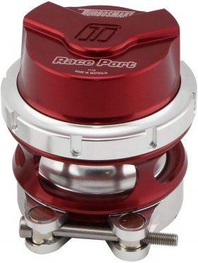 Turbosmart Gen V Raceport Red Universal Blow off Valve (Tial Flange)