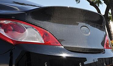Hyundai Genesis Coupe Exterior