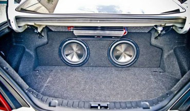 Subwoofer Enclosure