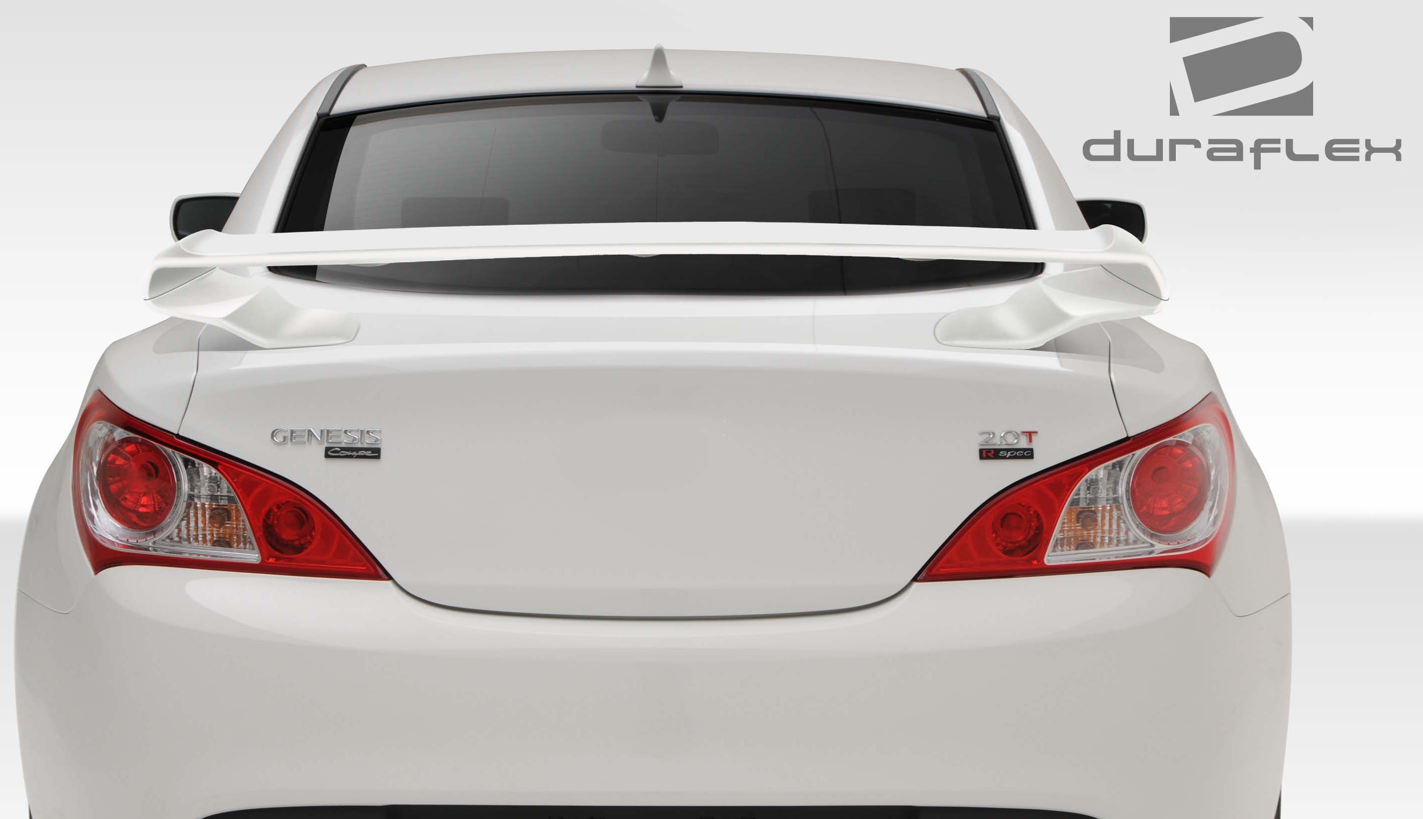 Extreme Dimensions Duraflex RS-1 Rear Wing 2010 - 2015 Genesis Coupe
