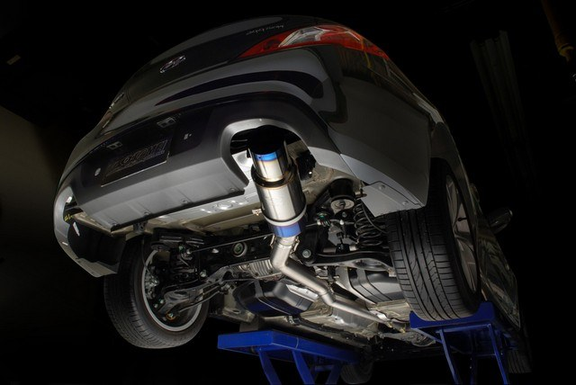 Tomei Expreme Ti Titanium Cat-Back 2.0T Genesis Coupe 2010 - 2014 - Click Image to Close