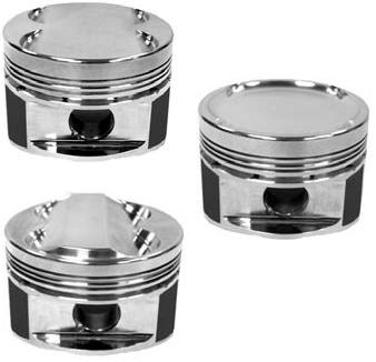 Manley Platinum Series Lightweight Pistons 86mm Genesis Coupe 2.0T