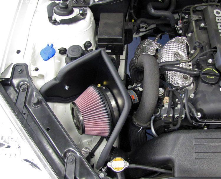 K Amp N Typhoon Short Ram Intake Hyundai Genesis 2 0t 2010