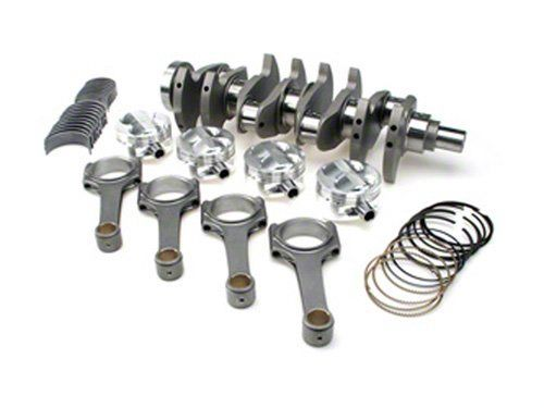 "BRIAN CROWER 3.8L V6 STROKER KIT - 93MM BILLET CRANK, BC625+ RODS (5.886""), PISTONS, BALANCED"