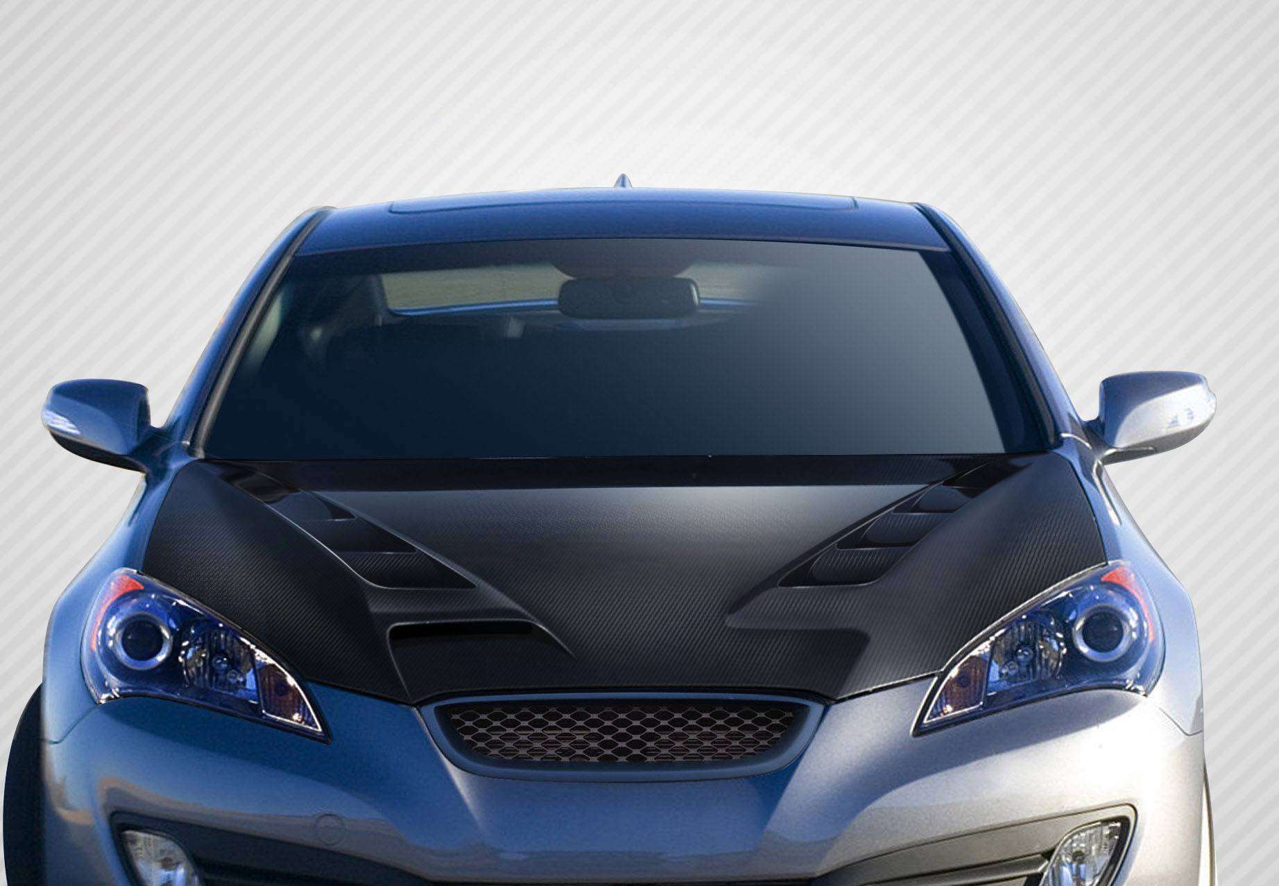 Carbon Creations DriTech RS-1 Hood Genesis Coupe 2010 - 2012