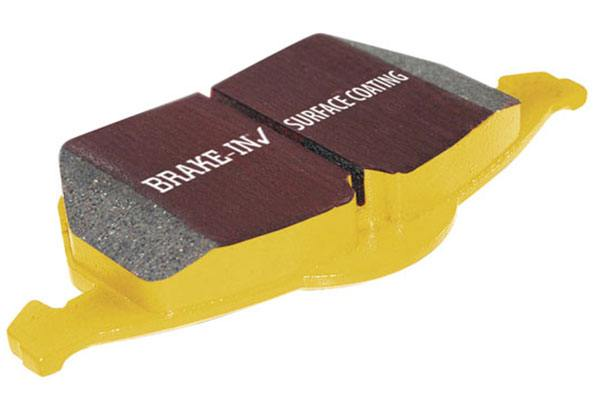 EBC Yellow Front Brake Pads for Non - Brembo Model Genesis Coupe