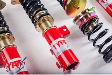 Form Function Type 1 Coilovers Genesis Coupe 2010 - 2011