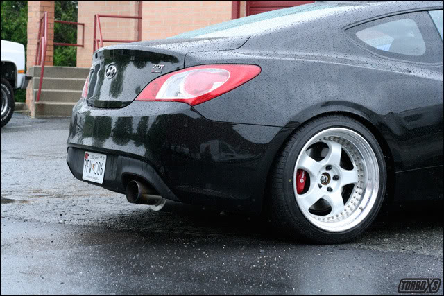 TURBOXS STEALTHBACK DOWNPIPE FOR 2.0T 2010 - 2012 Genesis Coupe - Click Image to Close