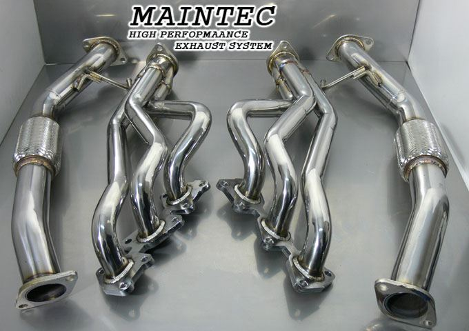 Maintec Header System Genesis Coupe 3.8 2010 - 2016 - Click Image to Close
