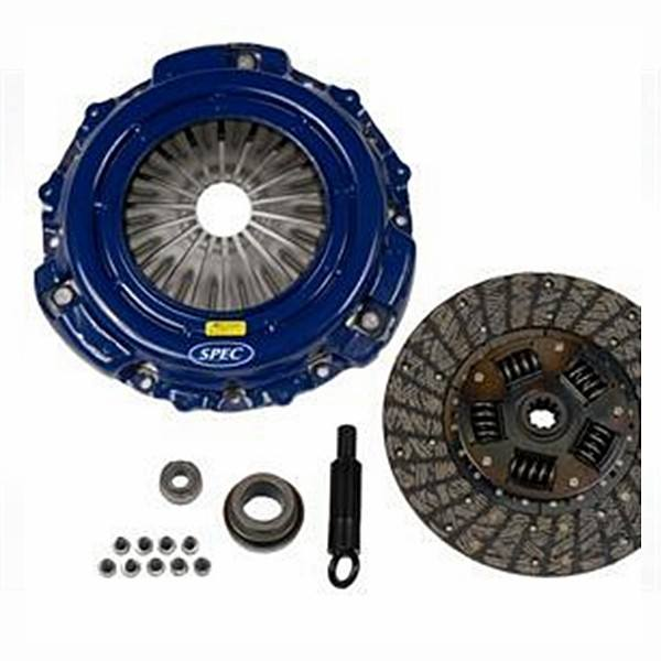SPEC Stage 1 clutch Hyundai Genesis Coupe 2010 - 2012 3.8L V6