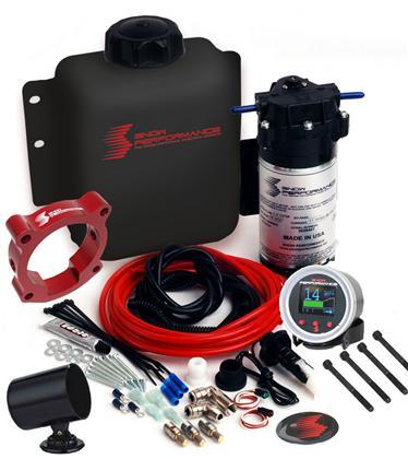 Snow Performance Stage II Water Methonal Injection Kit Hyundai Genesis 2.0T 2010 - 2014